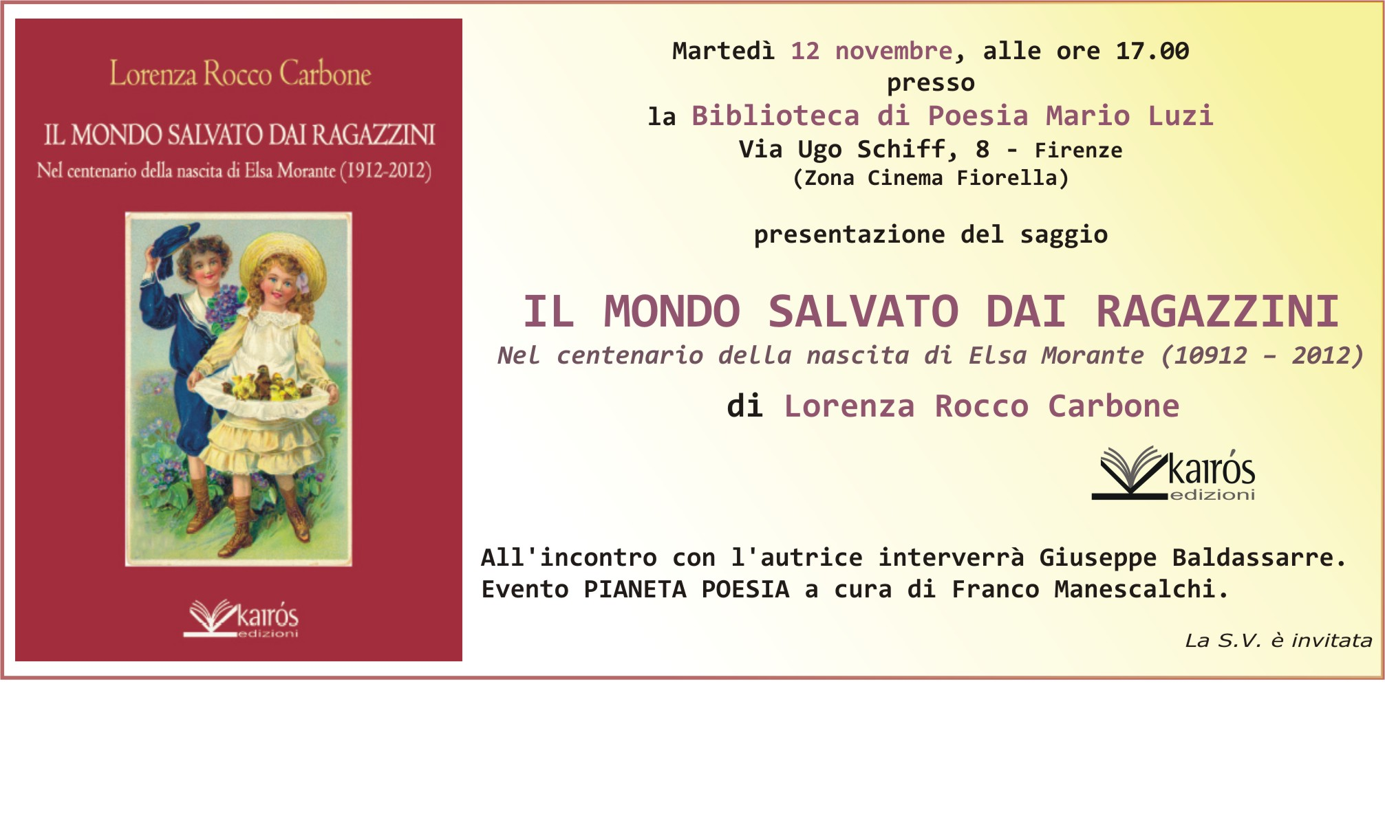 invitoroccofirenze